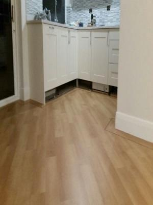 karndean supplied and fitted by approved installers