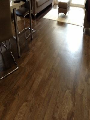 LVT karndean supplied and installed using our price match promise