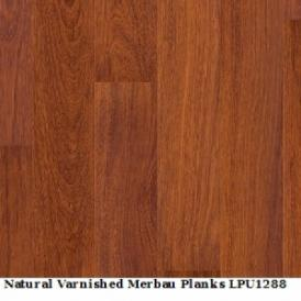 Natural Varnished Merbau
