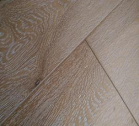 Zurich Oak Brushed White UV Oiled