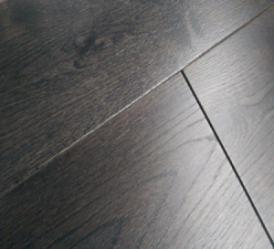 Zurich Oak Brushed & Dk Grey Oiled