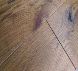 Zurich Oak Distressed & Smoked, Oiled