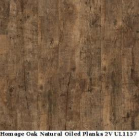 Homage Oak Natural Oiled