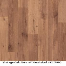 Vintage Oak Natural Varnished