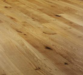 Nordland Oak Rustic Brushed & Laquered