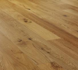 Nordland Wide Rustic Oak Matt Laquered