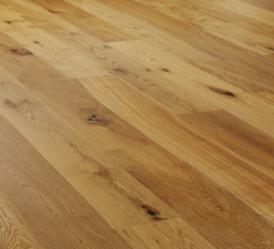 Nordland Wide, Rustic Oak Brushed & Matt Laquered