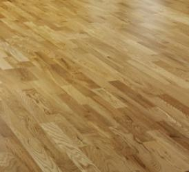 Oslo Oak Value Rustic 3 Strip