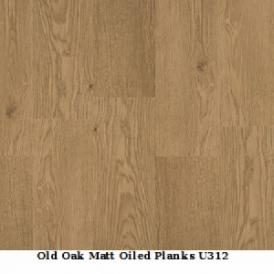 Old Oak Matt Oiled