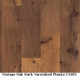 Vintage Oak Dark Varnished